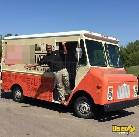 Step Van Truck For Mobile Business Or Food Conversion Sale In Ohio