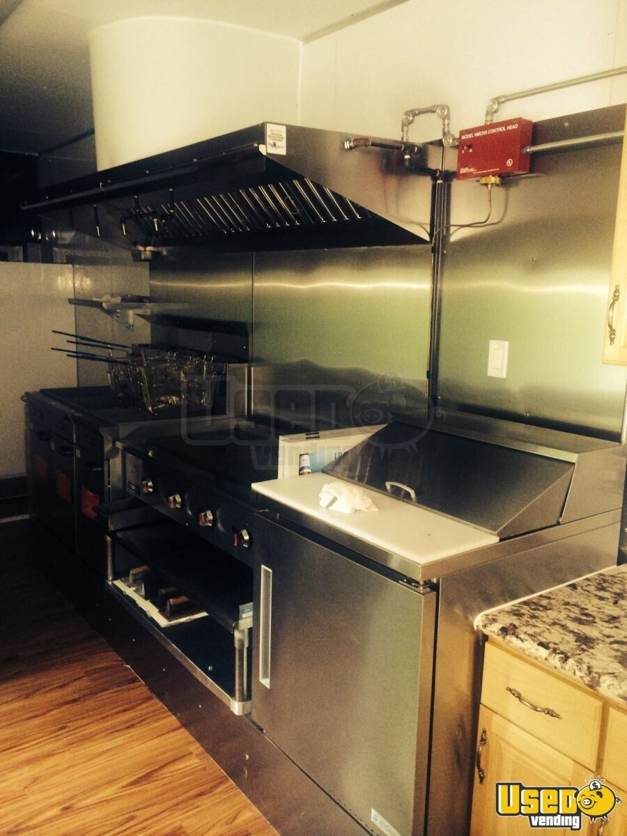 Mobile Kitchen Concession Trailer Catering Trailer For
