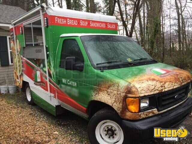 Ford Food Truck / Catering Truck for Sale in Virginia - 2