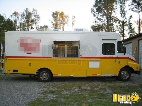 1991 - Lunch Truck / Food Truck / Mobile Kitchen!!!