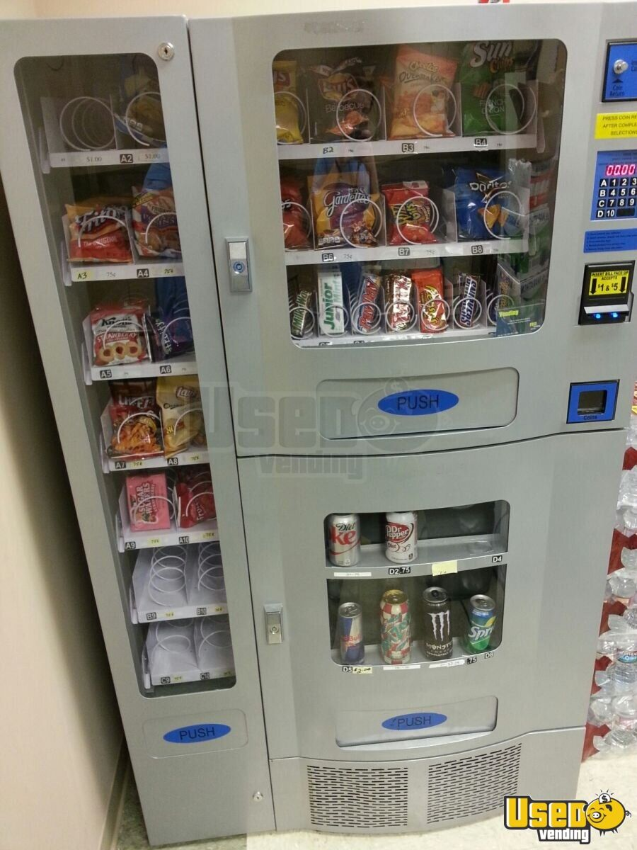 vending machine and location for sale
