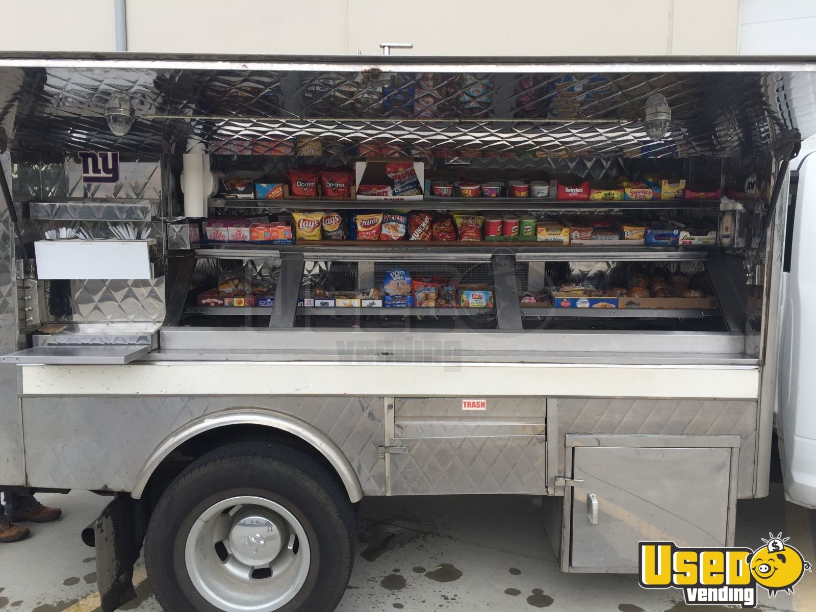 2017 Dodge Lunch / Canteen Truck Turnkey Business for Sale in New Jersey - 2