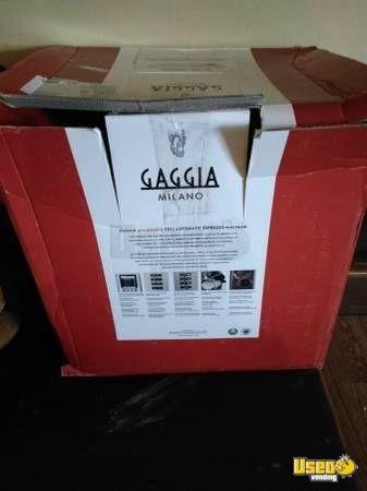 Garcia Accademia Espresso Machine Ohio Commercial