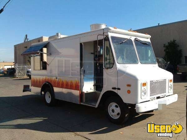 Used Food Trucks For Sale In Indiana