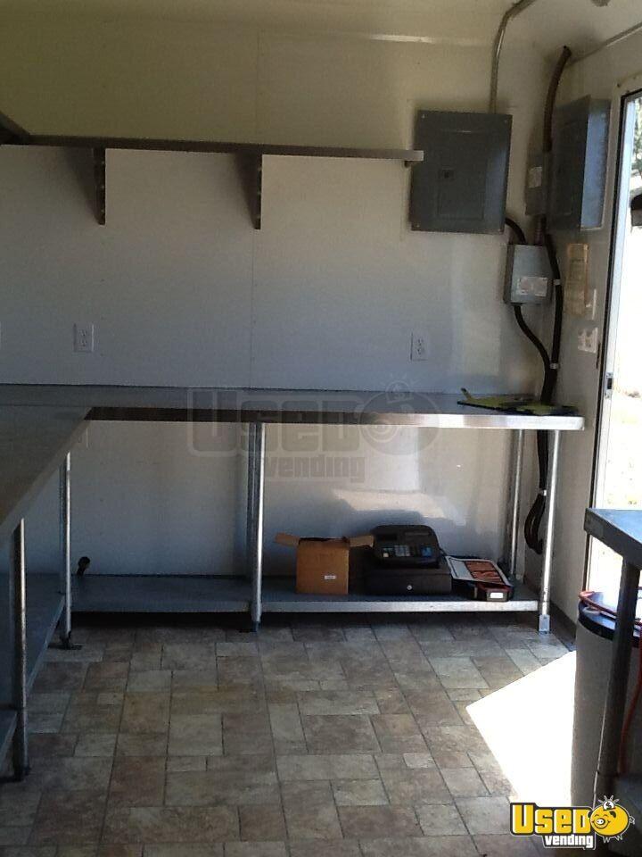 Commercial Mobile Kitchen Trailer