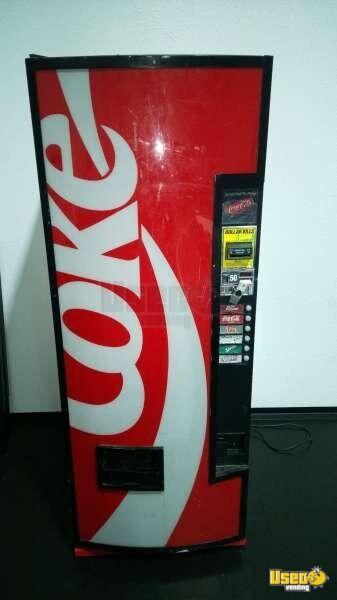used coke machine for sale