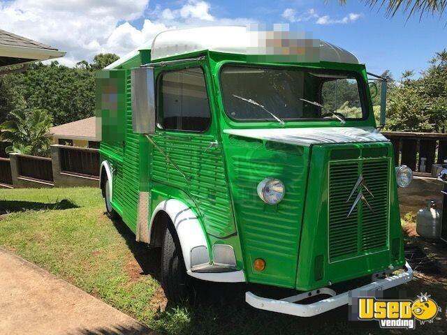 Citroen Ice Cream Truck For Sale In Hawaii
