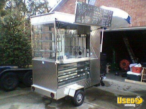 Hot Dog Cart For Sale Charlotte Nc