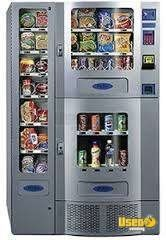 (3) - Antares Office Deli Electronic Snack & Soda Vending Machines!!!