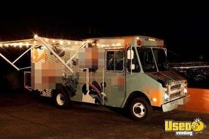 Used Chevy Food Truck in Texas for Sale!!!