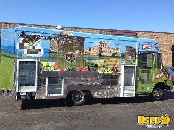 Chevy Mobile Kitchen Food Truck for Sale in New York!!!