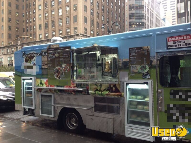 Chevy Mobile Kitchen Food Truck for Sale in New York - 2