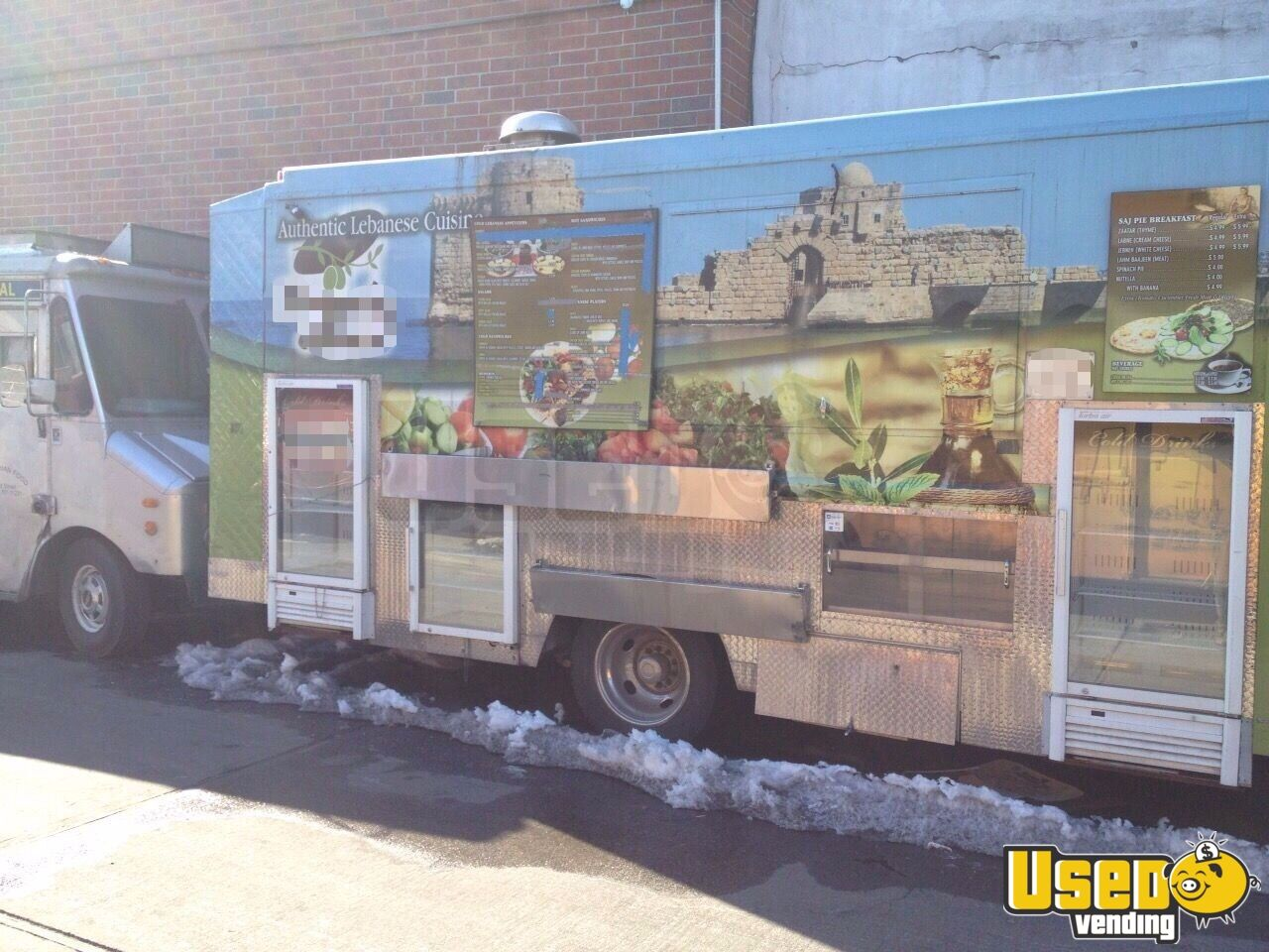 Chevy Mobile Kitchen Food Truck for Sale in New York - 3