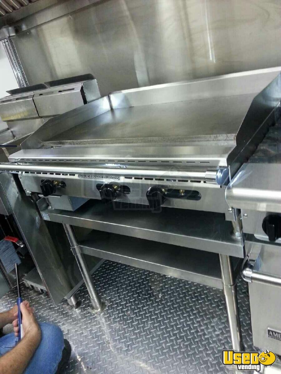 2012 9 39 x 22 39 food concession trailer kitchen trailer for Table sae j 300 th 1999