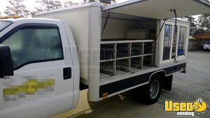 Ford F350 Super Duty Vending and Cold Delivery Truck for Sale in North Carolina!