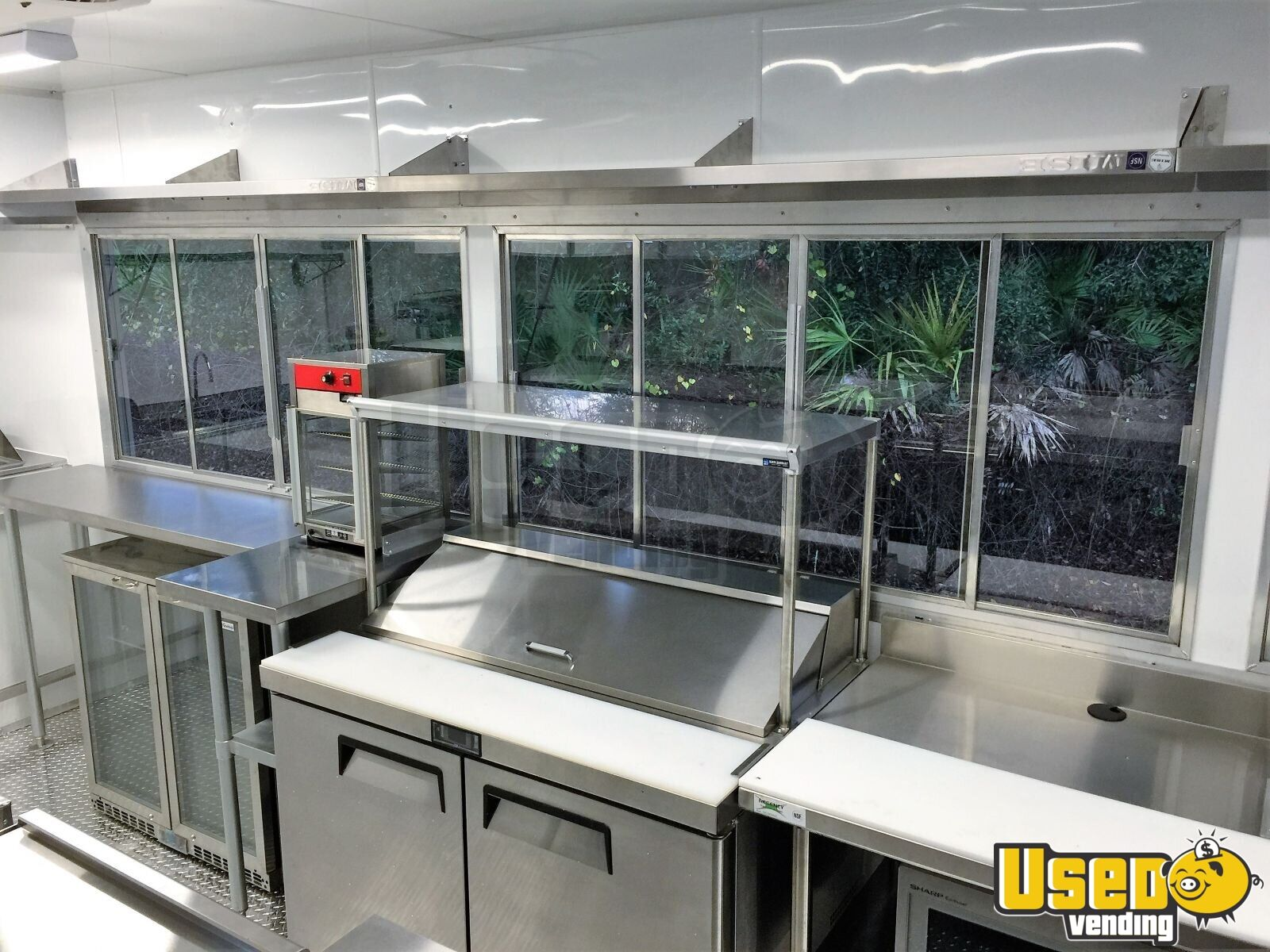 Commercial Kitchen For Food Trucks