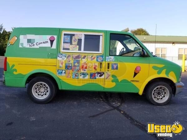 Ice Cream / Coffee / Food Truck for Sale in Missouri - 3