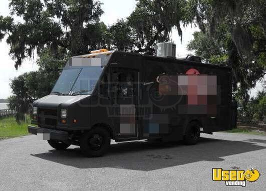 workhorse mobile kitchen food truck for sale in south carolina. Black Bedroom Furniture Sets. Home Design Ideas