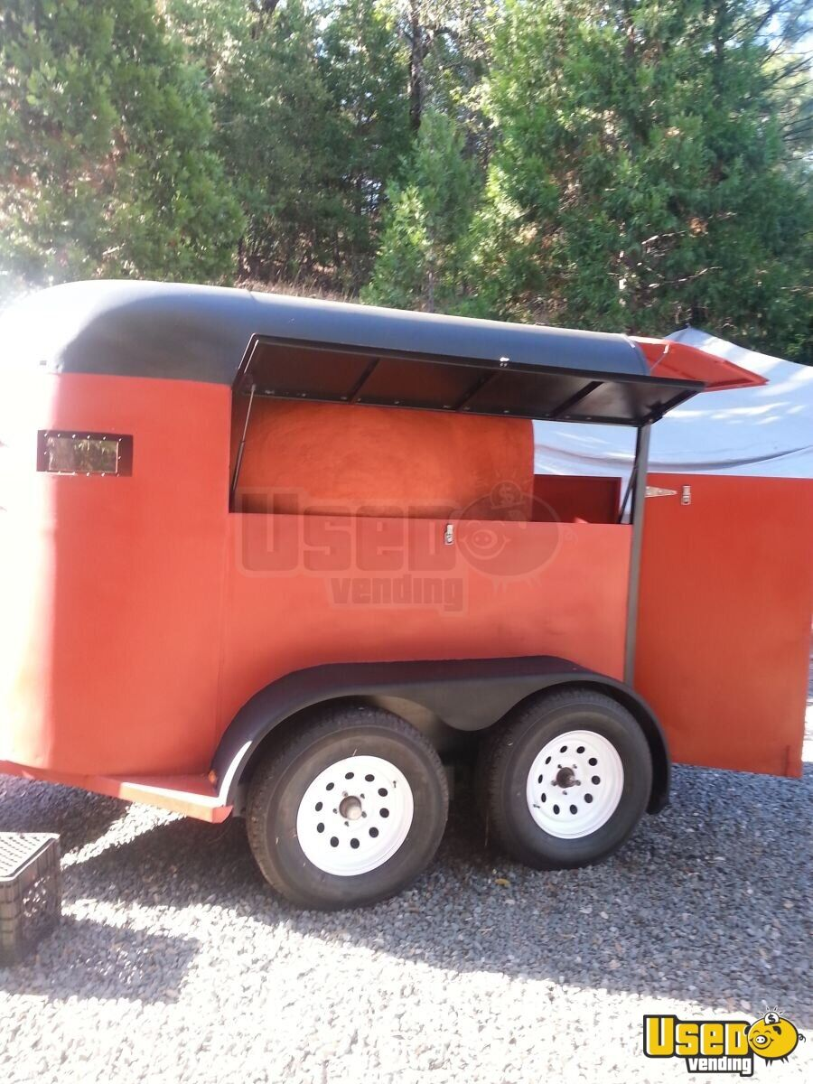 Portable wood fired pizza oven for sale - Wood Fired Pizza Oven Trailer For Sale In California
