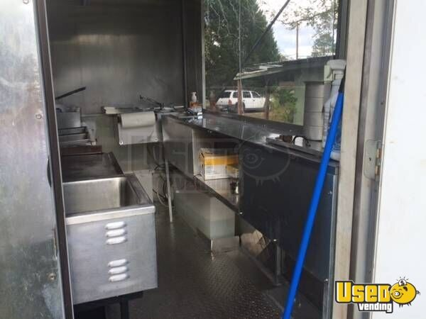 5 X 10 Food Concession Trailer Food Trailer For Sale
