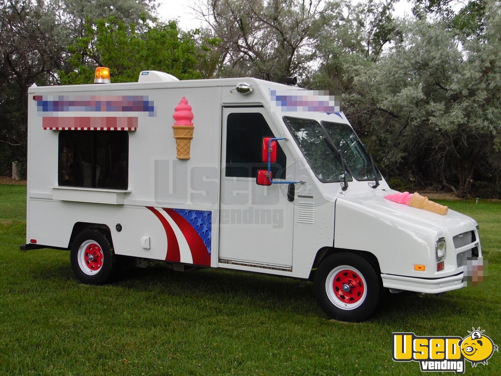 Ice Cream Truck | mobile kitchen for Sale in New Mexico