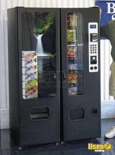 Used Trucks For Sale In Va >> Electrical Snack & Soda Vending Machines :: USI Combo