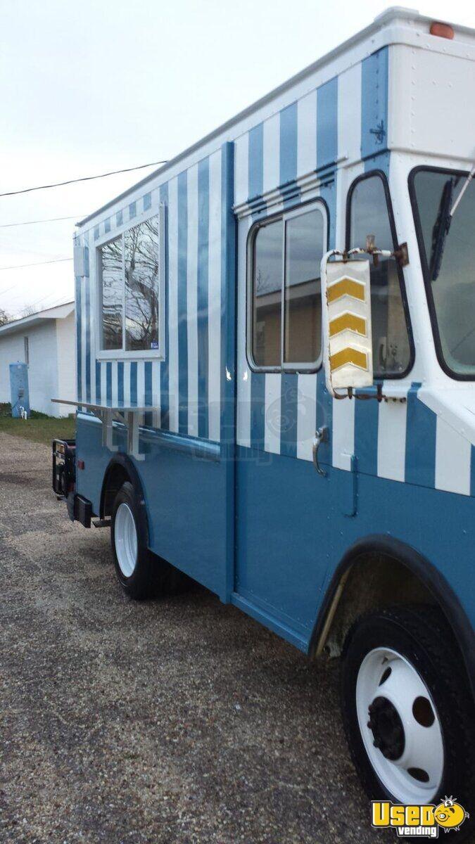 chevy food truck mobile kitchen for sale in alabama. Black Bedroom Furniture Sets. Home Design Ideas