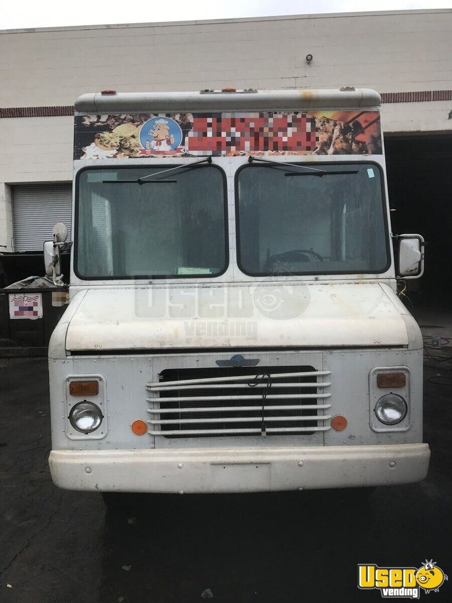 Chevy Food Truck for Sale in Connecticut - 4
