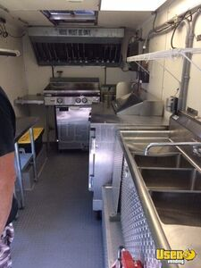 Chevy Mobile Kitchen Food Truck for Sale in North Carolina - Small 8