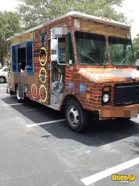 GMC Mobile Kitchen Food Truck GMC Lunch Truck