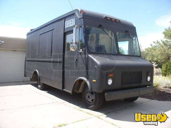1989 Gmc Food Truck Large Used Food Truck