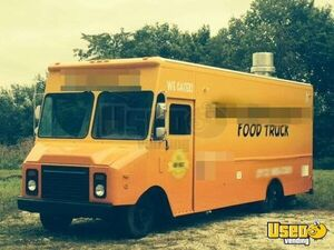 Chevy Mobile Kitchen Food Truck for Sale in Kansas!!!