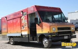 Used Ford Food Truck for Sale in Texas!!!