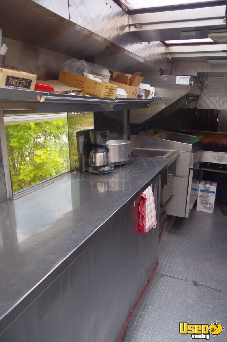 Chevy Food Truck for Sale in British Columbia - 12