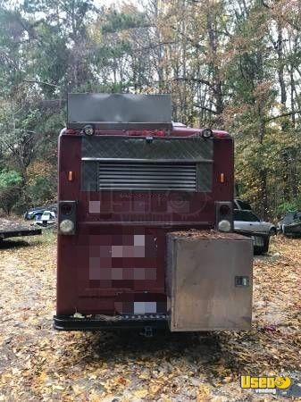 Chevy Food Truck for Sale in North Carolina - 5