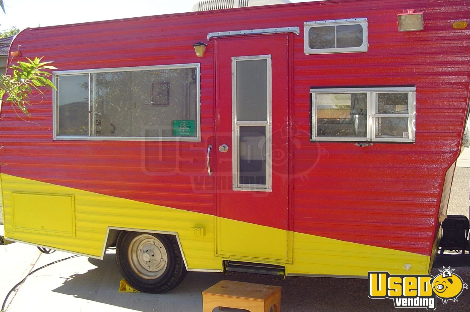 Used 17 Concession Trailer Food Trailer In New Mexico