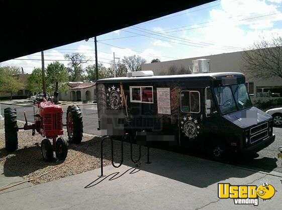 Turnkey Chevy P30 Food Truck for Sale in New Mexico - 2