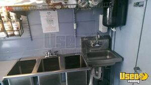 Turnkey Chevy P30 Food Truck for Sale in New Mexico - Small 7