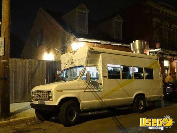 for sale used ford collins food truck in louisiana mobile kitchen. Black Bedroom Furniture Sets. Home Design Ideas