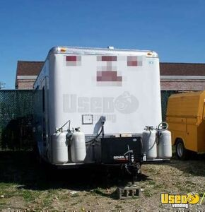 2011 - 18' x 8.5' Food Concession Trailer!!!