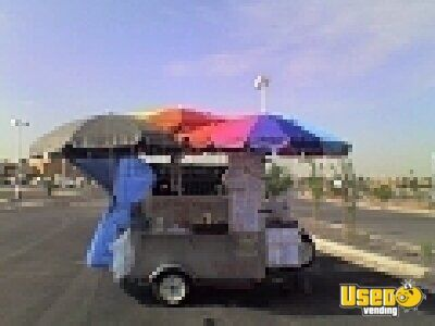 Hot Dog Cart Mesa Az