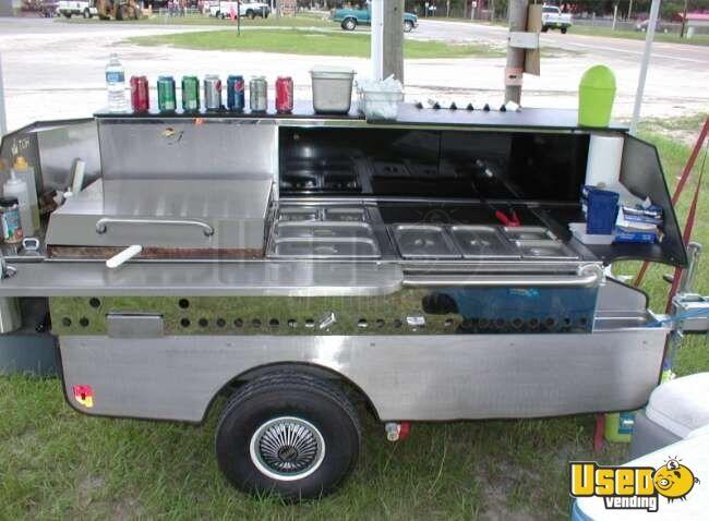 2006 - Top Dog Hot Dog Cart!!!