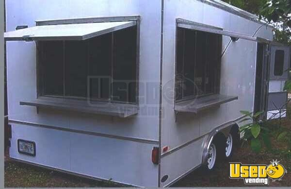 20' 2010 Concession Trailer!!!