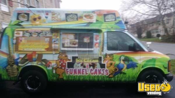 Delaware Food Truck Kitchen Equipment Code