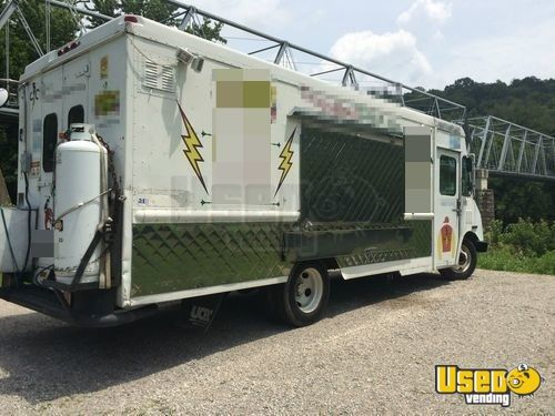 GMC Food Truck for Sale in Kentucky!!!