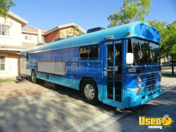 Bluebird Food Truck | mobile kitchen for sale in Florida