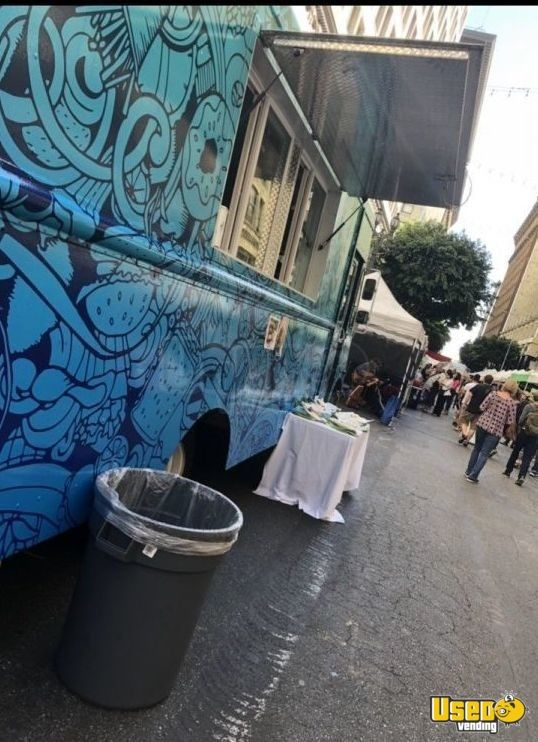 Food Truck / Mobile Kitchen for Sale in California - 6