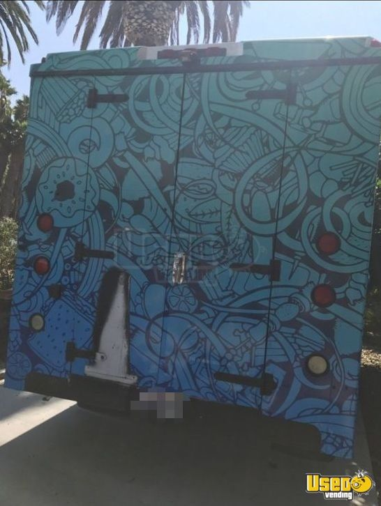 Food Truck / Mobile Kitchen for Sale in California - 5