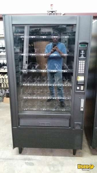 used snack machine for sale