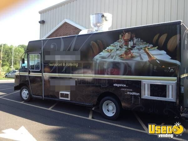 Used Food Truck For Sale >> Used 2013 Ford F59 Food Truck for Sale in New Jersey | Mobile Kitchen